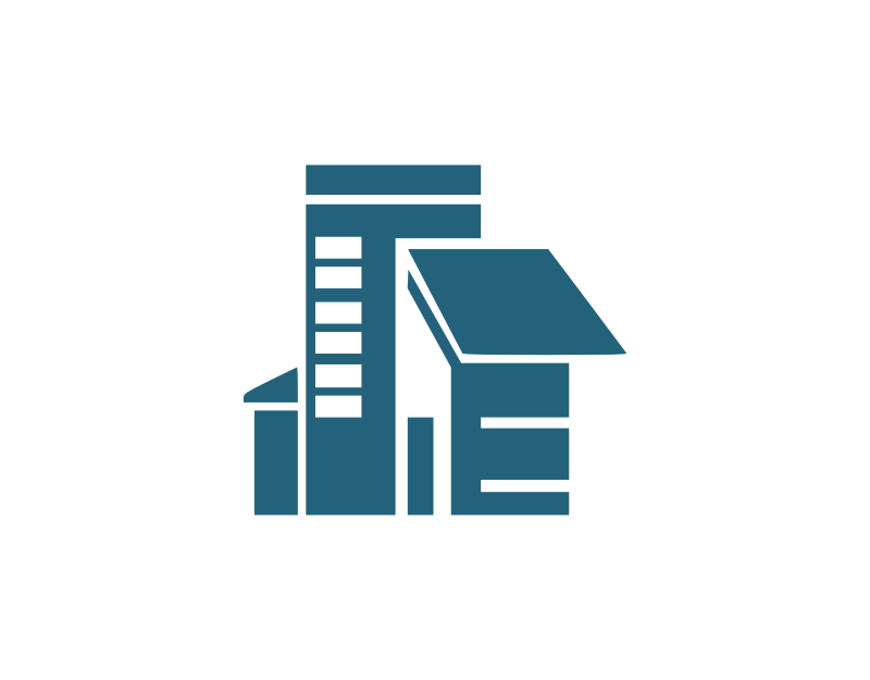 Gyvenamųjų ir negyvenamųjų pastatų statyba
